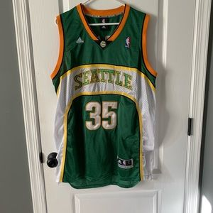 Authentic Kevin Durant NBA Jersey